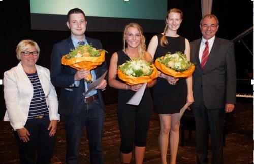 Die Gewinner des Seitz-Preises 2015