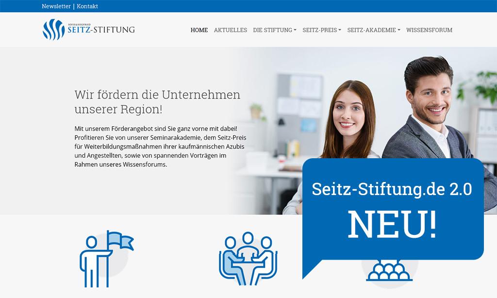 Seitz-Homepage 2.0