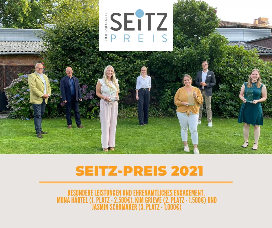 Seitz-Preis 2021